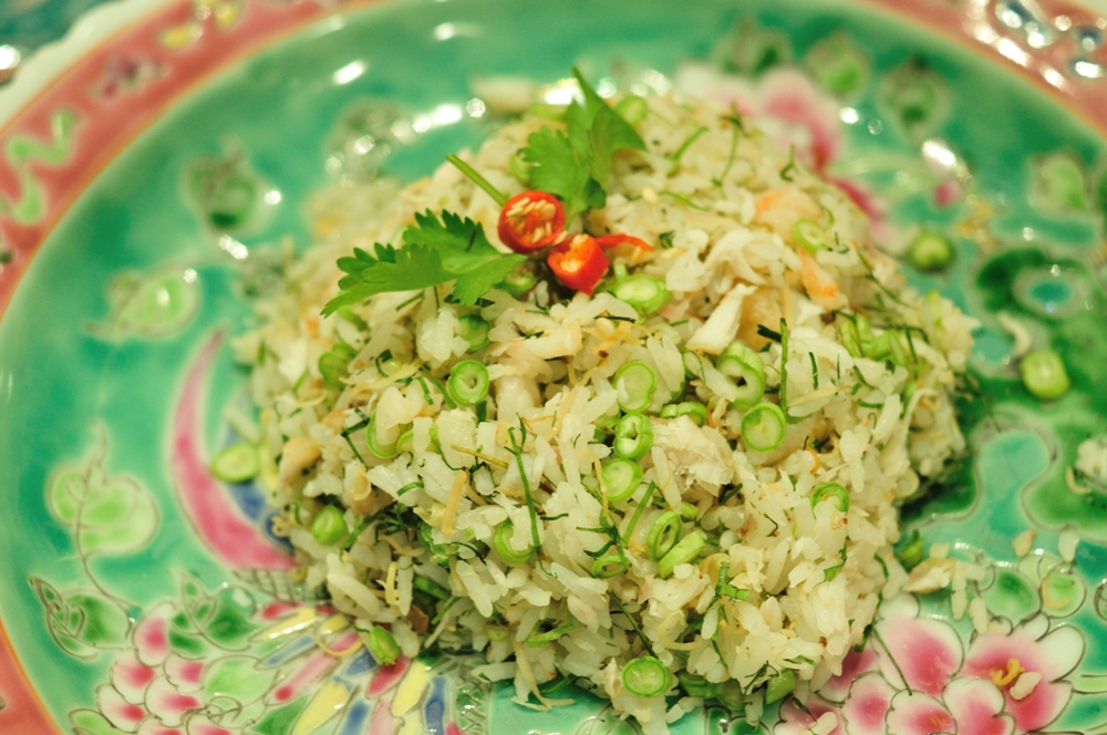 生菜飯/娘惹飲食/新加坡
