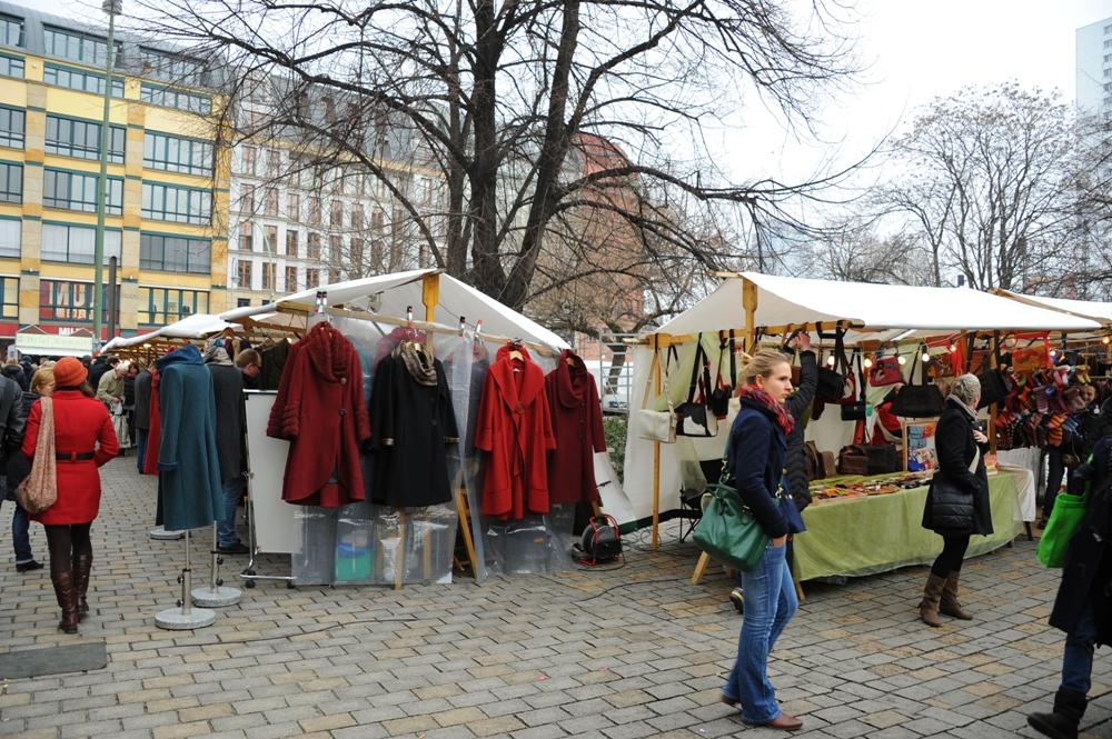 Hackescher Markt/柏林/德國