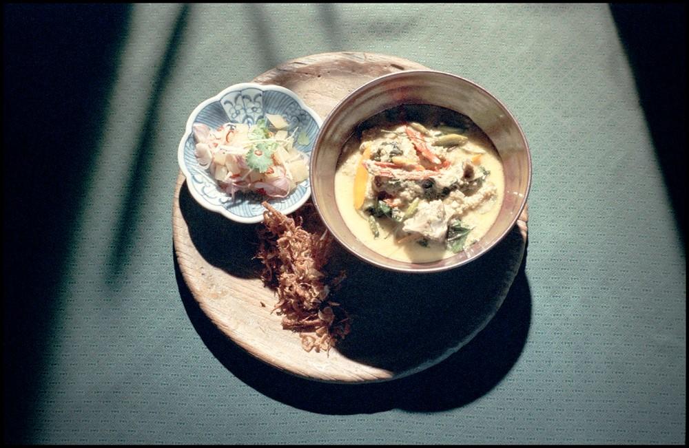主廚嚐味料理/高級泰式料理/Bo.lan/曼谷/泰國