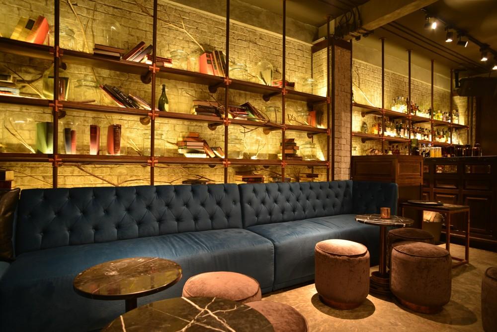 speakeasy 酒吧 Rabbit Hole/曼谷/泰國