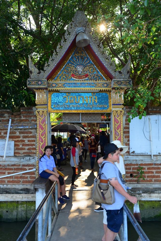 古寺/Amphawa Floating Market/湄公河/曼谷/泰國