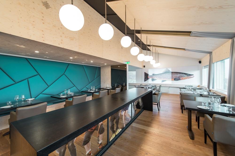 餐廳/ION Luxury Adventure Hotel/冰島