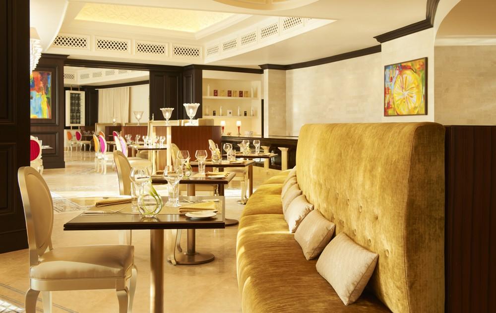 餐廳/The St. Regis Abu Dhabi/阿布達比/阿拉伯聯合大公國