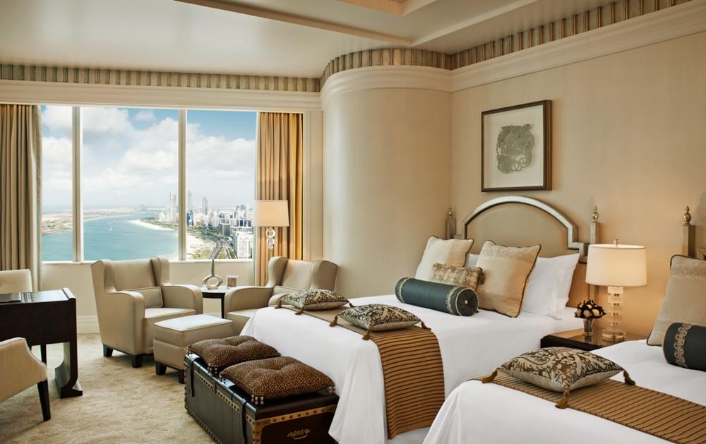 客房/The St. Regis Abu Dhabi/阿布達比/阿拉伯聯合大公國