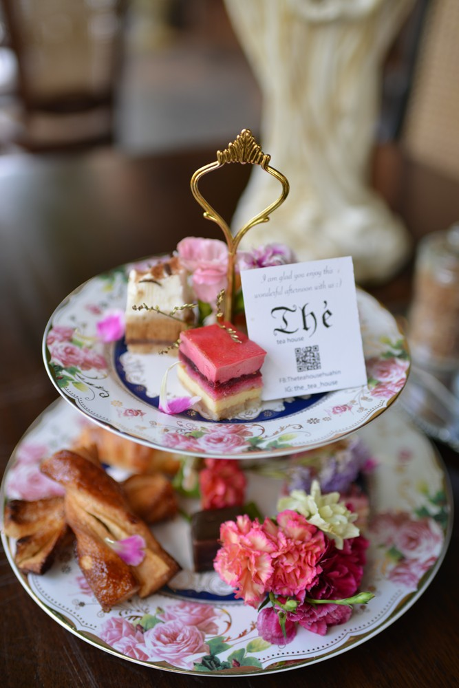The' Tea House/下午茶/甜點/華欣/泰國