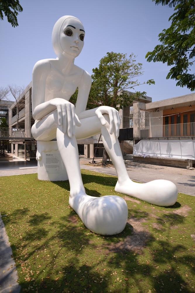 Dollar 009/藝術裝置雕像/SEEK 35/泰國