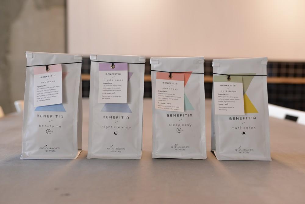 BENEFITIA/生活風格機能茶/泰國品牌