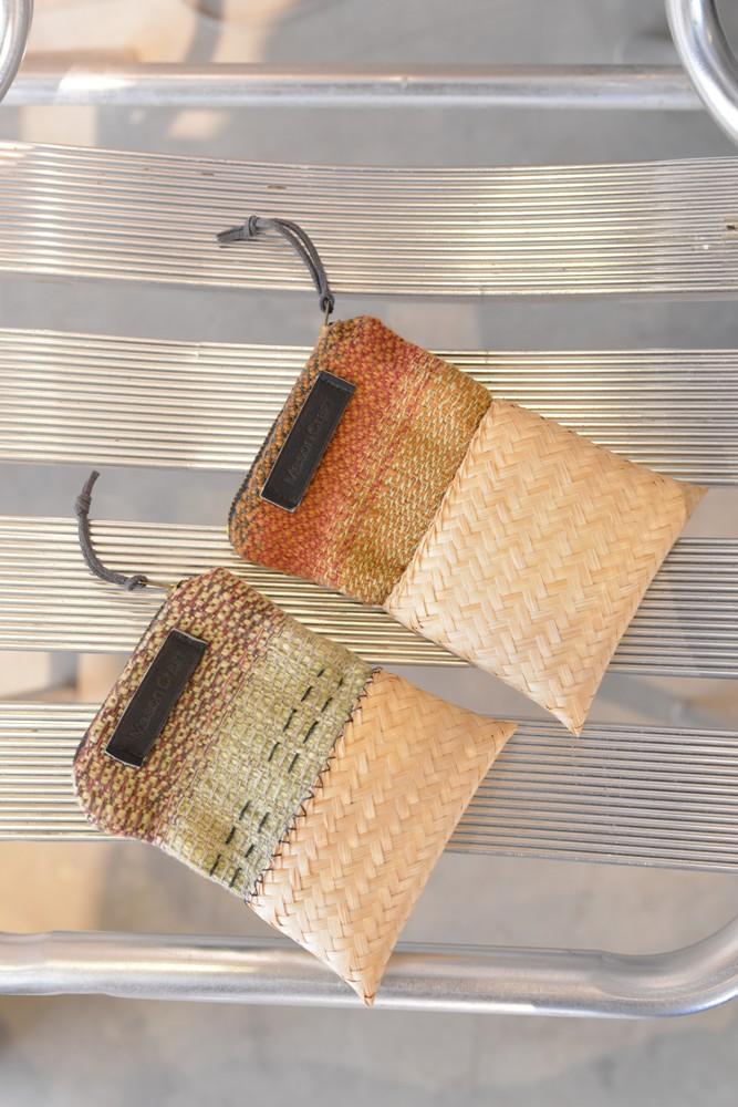 Maison Craft/泰國民俗工藝/小竹包/泰國品牌