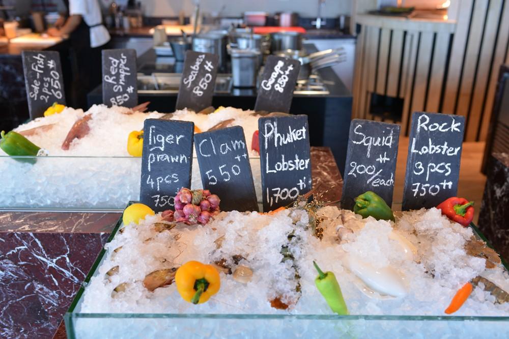 Big Fish & Bar /新鮮魚貨、蔬果/華欣/泰國