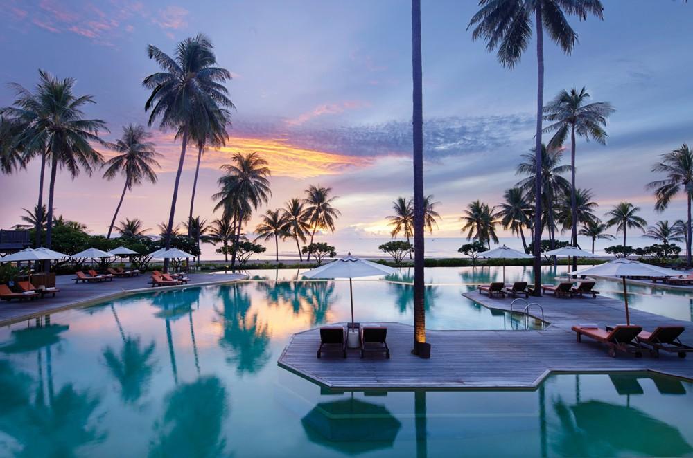 Hua Hin Marriott Resort & Spa/度假村/泳池/華欣/泰國