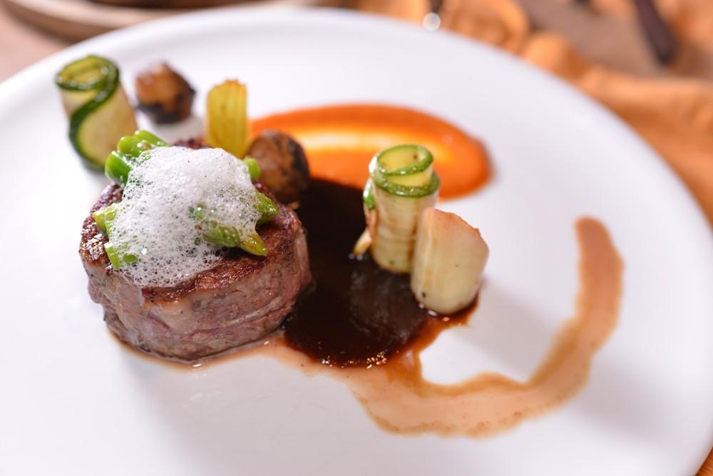 Hua Hin Marriott Resort & Spa/地中海料理餐廳Coast/菲力牛排/華欣