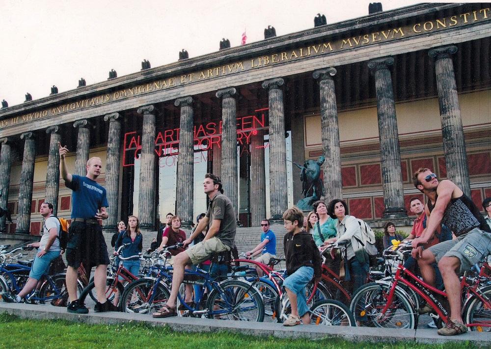 單車之旅/單車城市/柏林/德國