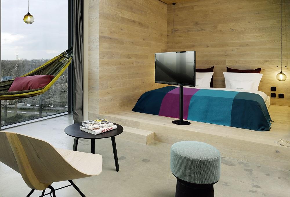25 Hours Hotel Bikini Berlin/客房/旅館/柏林/德國