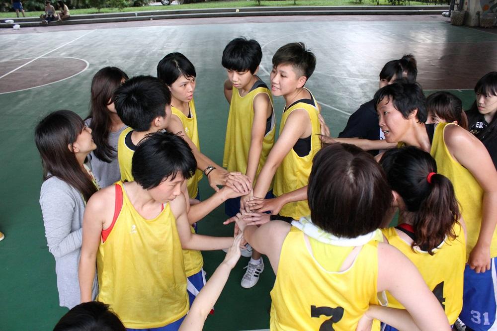好時光同樂會/女生籃球賽
