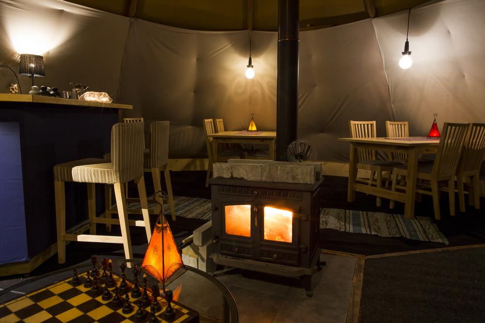 Glamping/奢華野營/瑞典極光/拉普蘭/Aurora Safari Camp/野奢