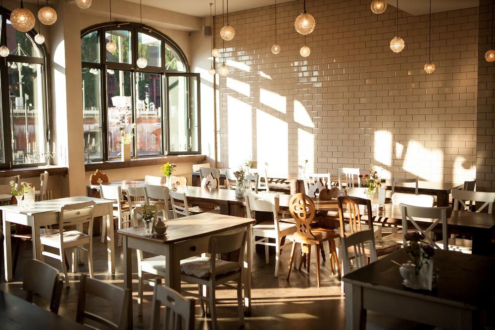 餐廳/Hotel Michelberger/柏林/德國