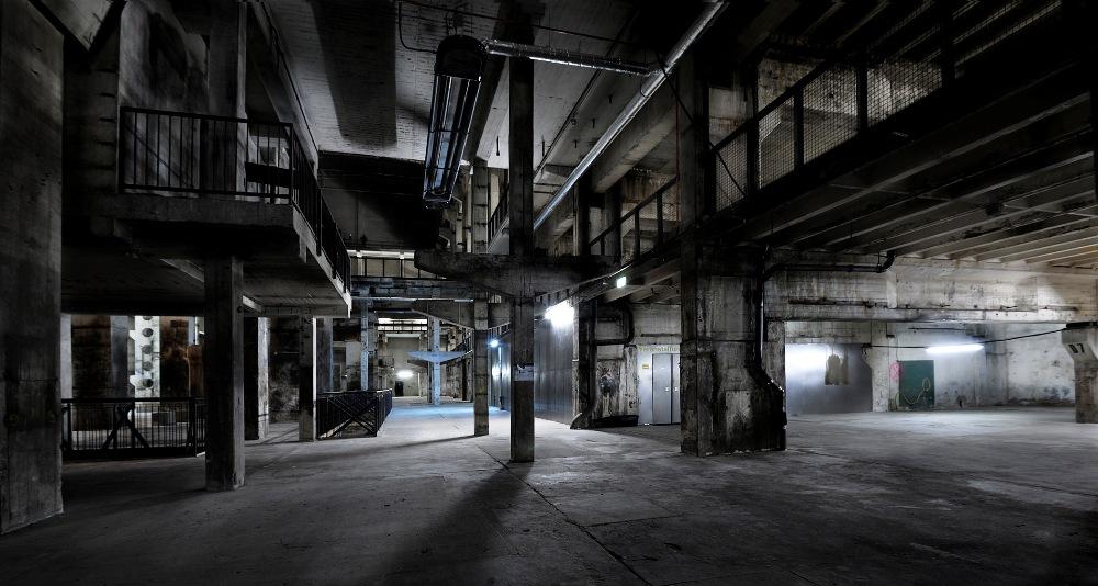 廢棄發電廠改造/Tresor Berlin/柏林/德國