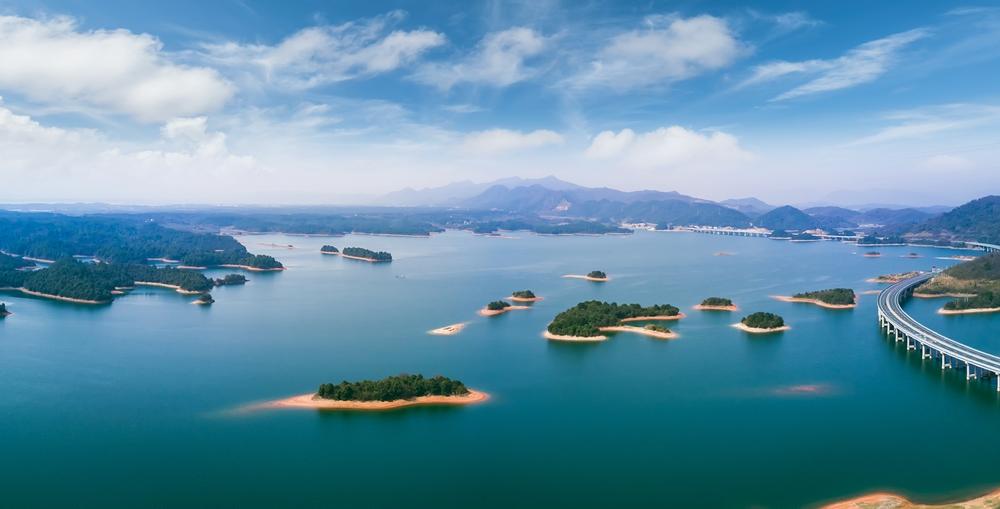 千島湖/中國