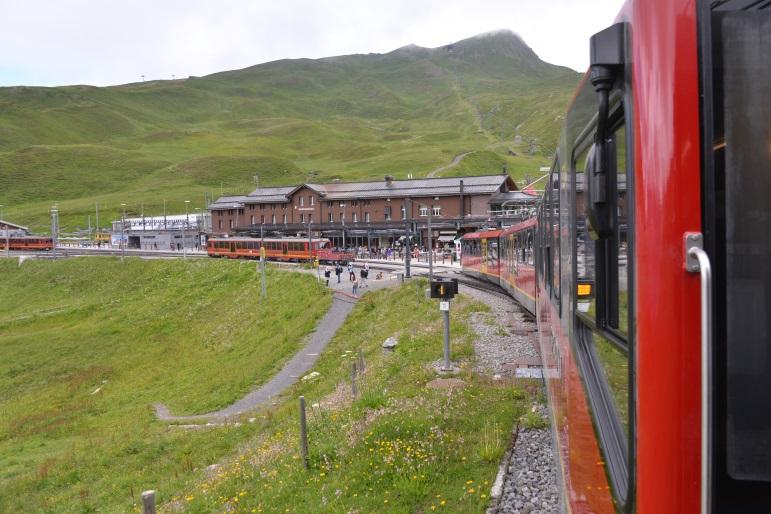 少女峰登山鐵道/瑞士