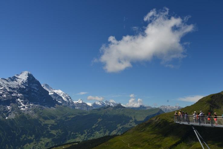 菲斯特天空步道/瑞士