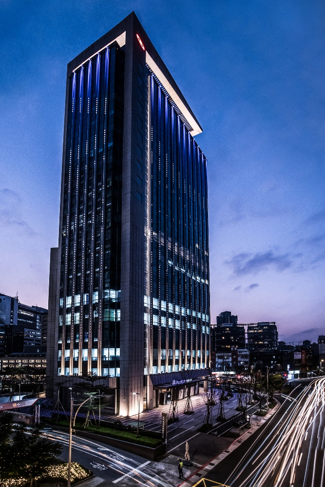 外觀/老爺行旅 /精品酒店/2019年3月21日正式開幕 /南港/台北