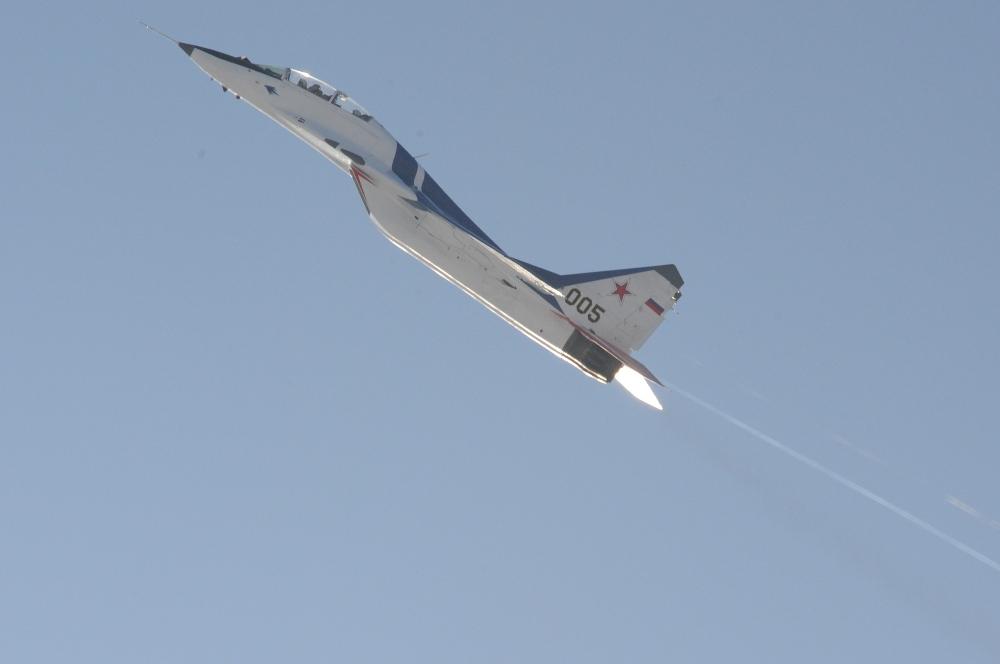 米格戰機/戰鬥機體驗行程/俄羅斯