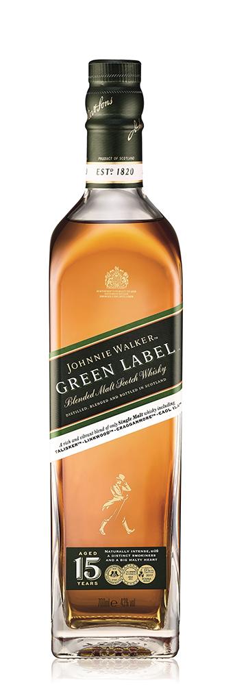 JOHNNIE WALKER 15年調和式麥芽蘇格蘭威士忌