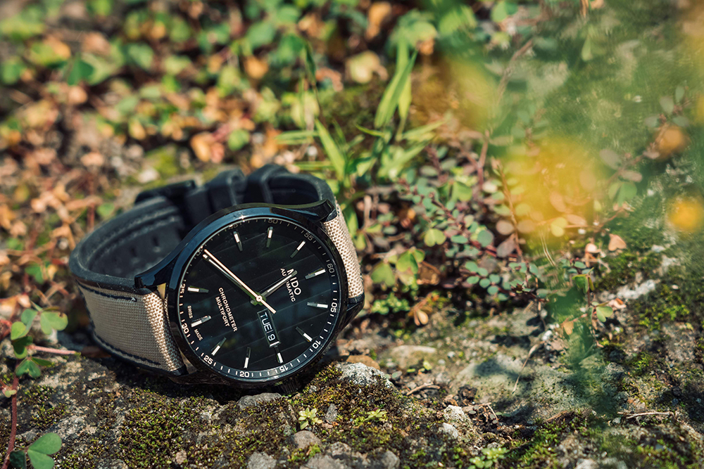 MIDO 先鋒系列 天文台認證矽游絲腕錶/想看更多買物報導請關注大人的美好時光/旅人誌