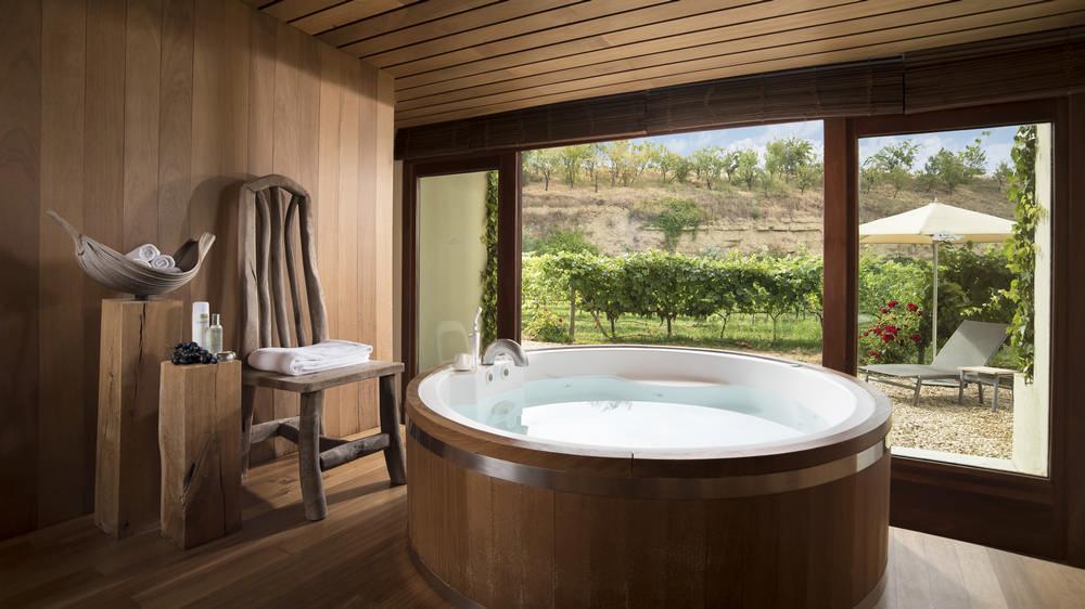 西班牙酒莊/La Rioja/Marqués de Riscal/葡萄酒SPA
