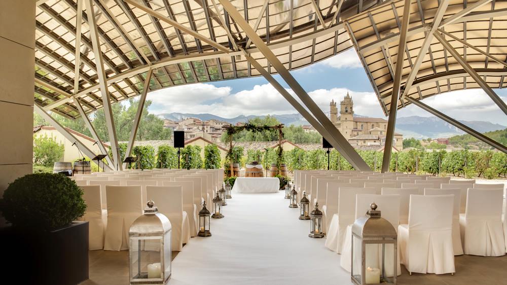 Frank Gehry/西班牙酒莊/La Rioja/Marqués de Riscal