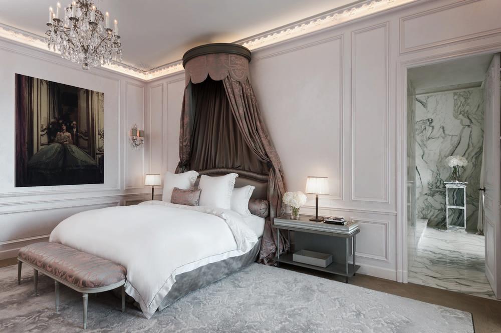 卡爾拉格斐/Karl Lagerfeld/巴黎公寓/Hôtel de Crillon/法國