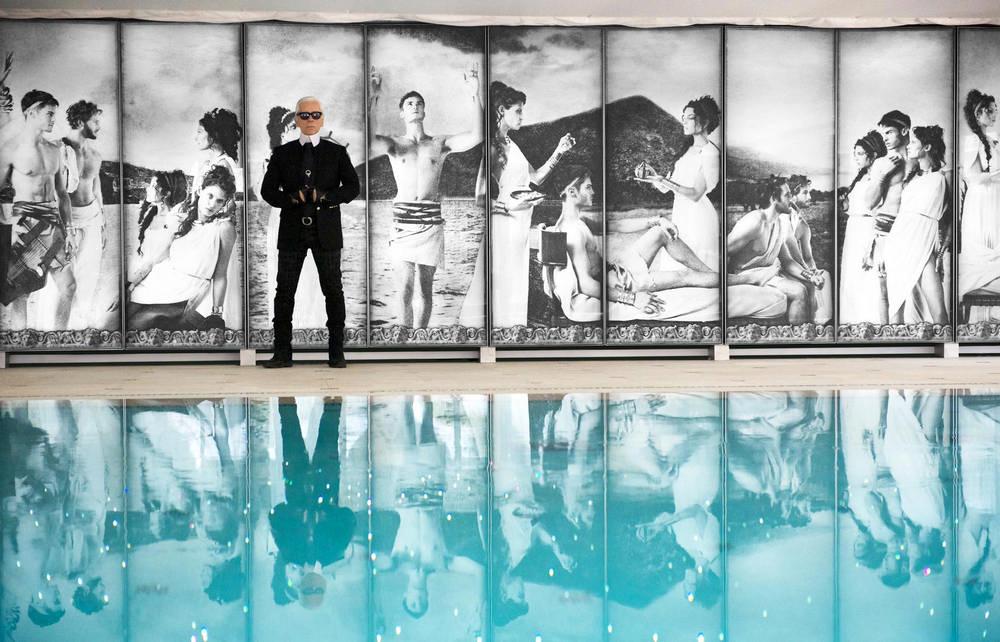 卡爾拉格斐/Karl Lagerfeld/ODYSSEY/Hôtel Metropole
