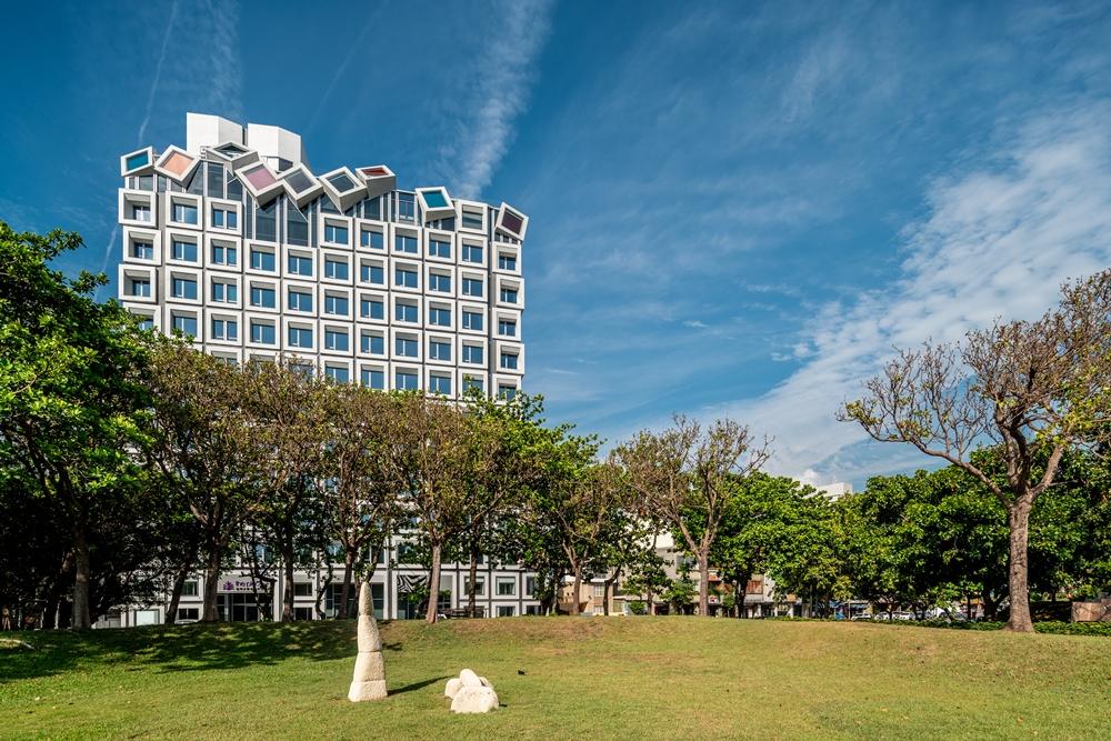 The Place Taichung台中大毅老爺行旅/外觀/飯店/台中/台灣