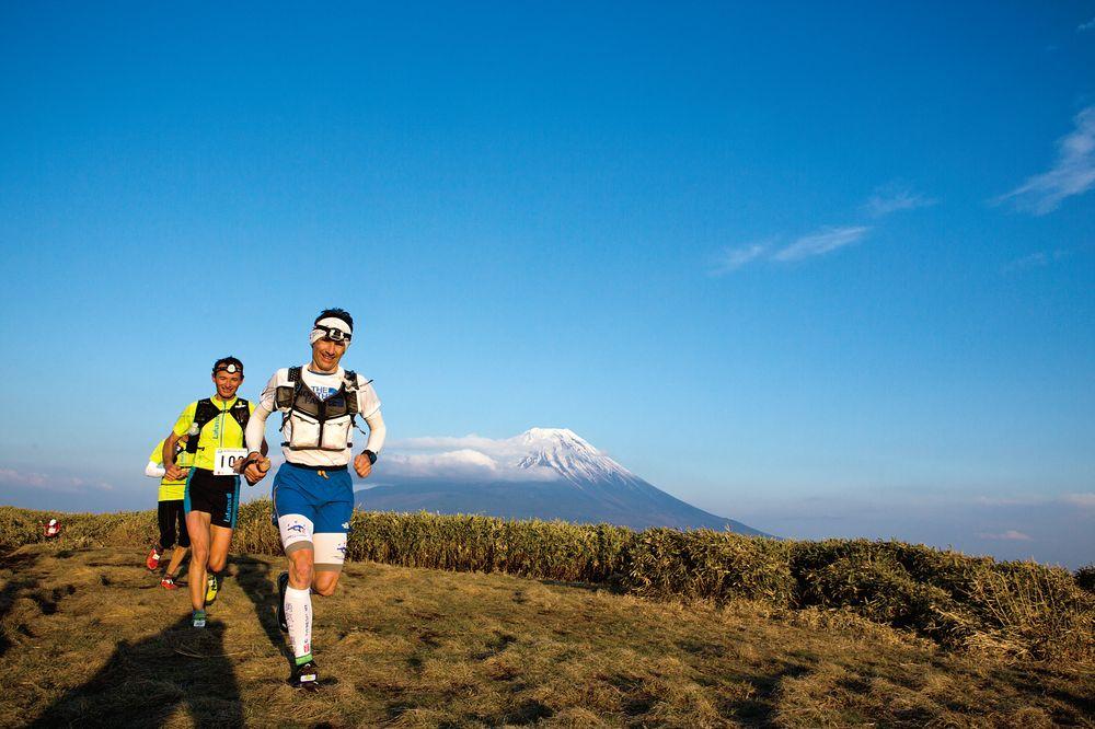 富士山_越野賽