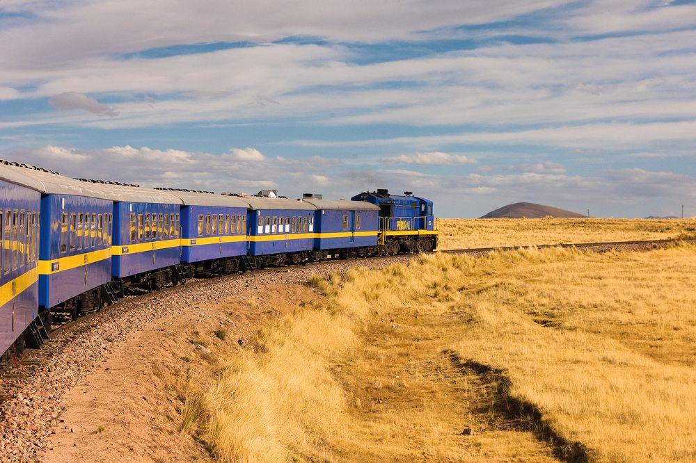 安地斯探險者號列車 ANDEAN EXPLORER
