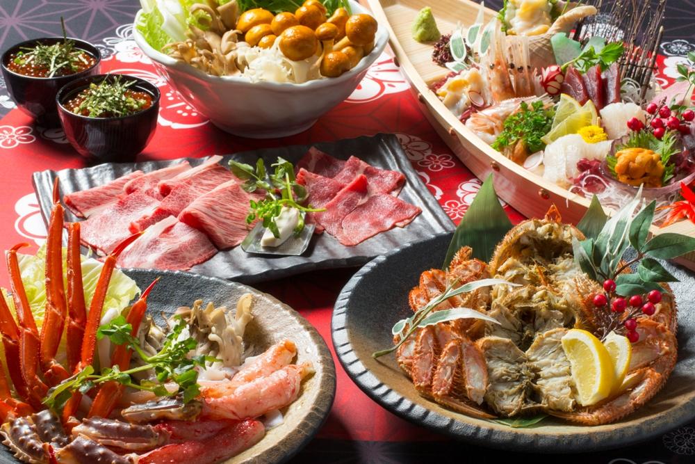 新鮮食材/美味料理/hal/北海道/日本