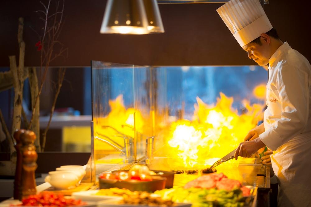 駐場廚師烹調料理/hal/北海道/日本