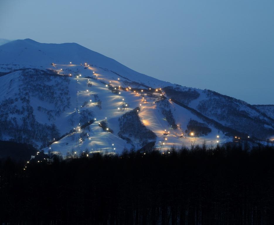 滑雪場/Niseko Grand HIRAFU/北海道/日本
