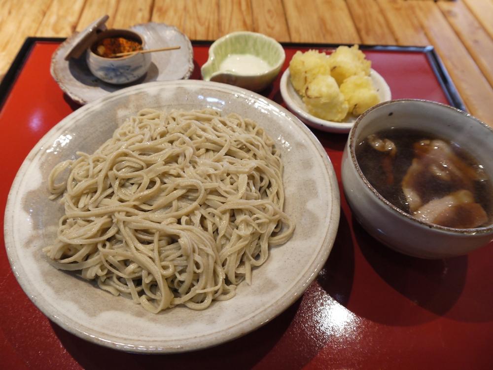 蕎麥麵/樂一蕎麥麵/北海道/日本