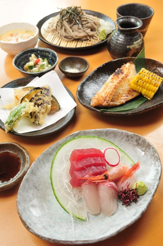 新鮮料理/Hilton Niseko Village/北海道/日本