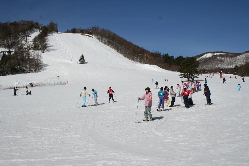 草津國際滑雪場/草津/日本