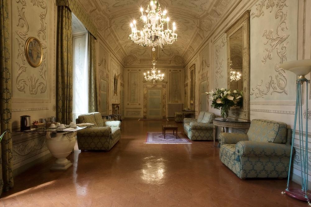 浪漫古典風格/Palazzo Magnani Feroni/佛羅倫斯/義大利