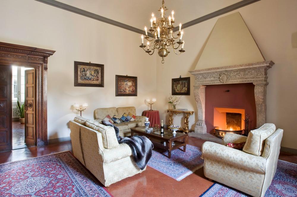 客房/Palazzo Magnani Feroni/佛羅倫斯/義大利