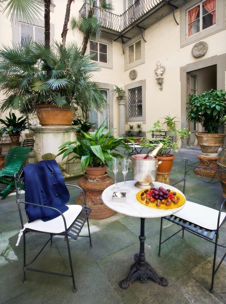 雅致庭園/Palazzo Magnani Feroni/佛羅倫斯/義大利