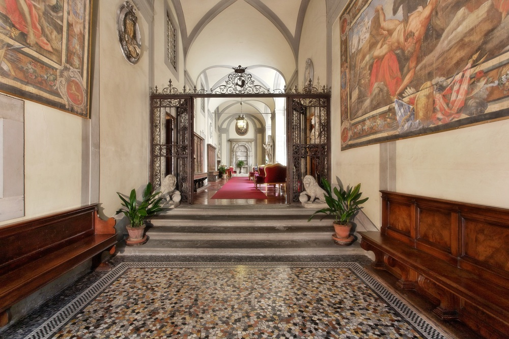 精緻典雅裝飾/Palazzo Magnani Feroni/佛羅倫斯/義大利