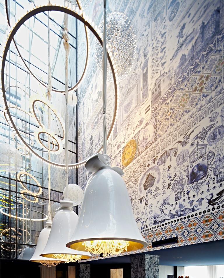 復古融合創新/Andaz Amsterdam Prinsengracht/阿姆斯特丹/荷蘭