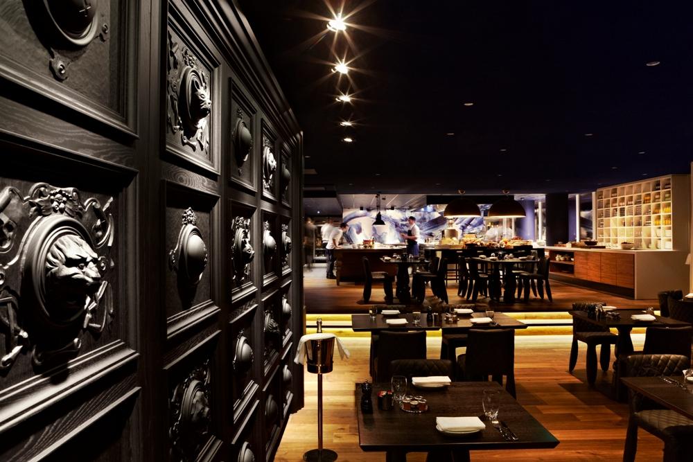 餐廳/Andaz Amsterdam Prinsengracht/阿姆斯特丹/荷蘭
