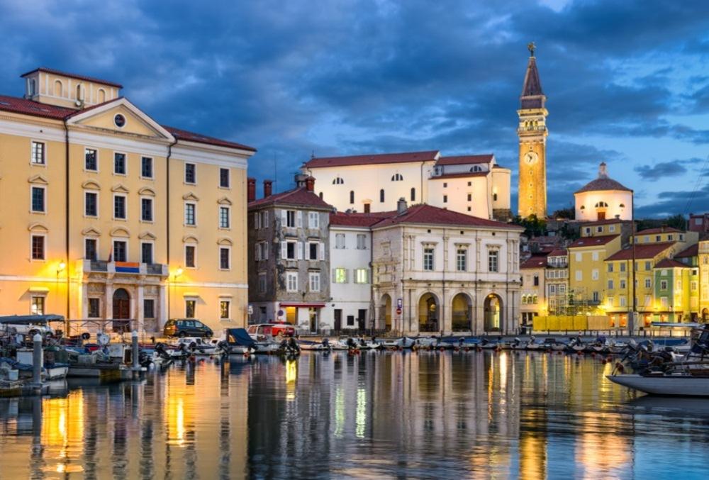 運河/斯洛維尼亞/克羅埃西亞