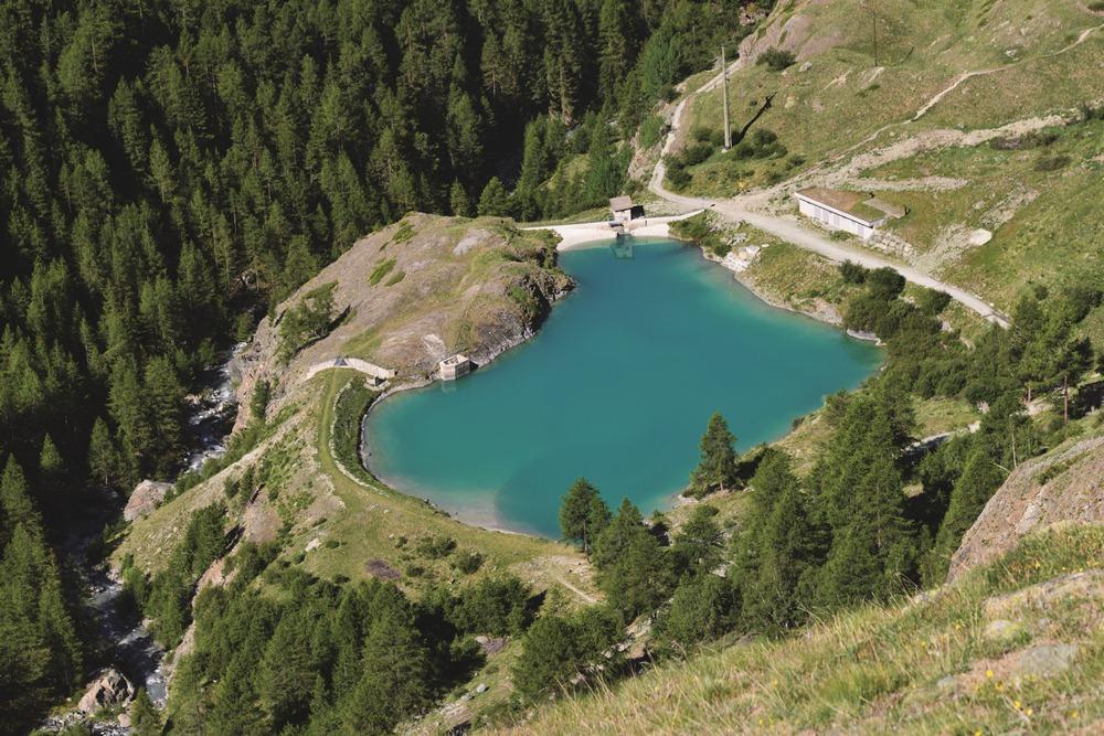 冰蝕湖/歐洲