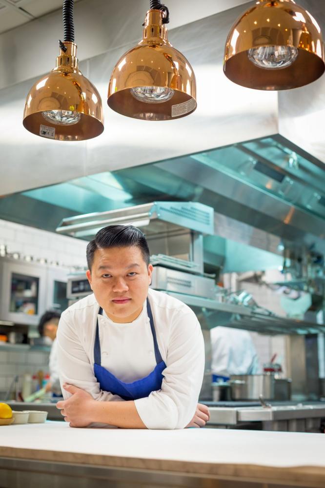 臺北米其林/何順凱/態芮/Taïrroir/法式料理/台北美食/米其林二星